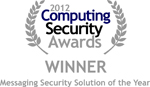 Messaging-Security-Solution-of-the-Year-2012