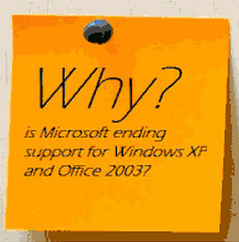 Why MS Ending Windows XP