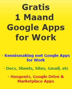 Google Apps for Work gratis
