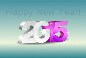 2015 New Year greetings