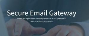 Secure E-Mail Gateway