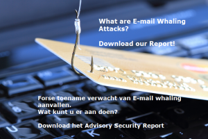 What to do against E-mail Whaling att